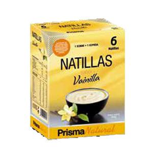 NATILLAS SABOR VAINILLA Prisma Natural